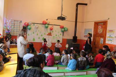 Коледно тържество на децата от ПГ  - Изображение 1
