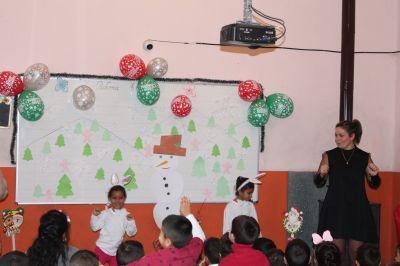 Коледно тържество на децата от ПГ  - Изображение 3