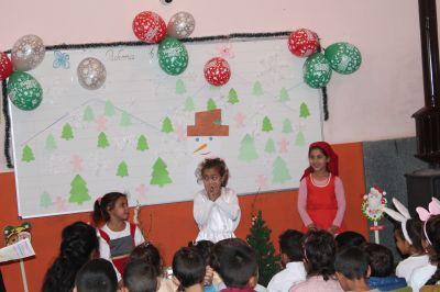 Коледно тържество на децата от ПГ  - Изображение 5